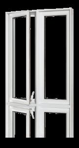 Fenêtres à Battant Modulaire