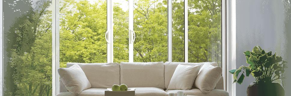 Portes et fenêtres de concept moderne, performances supérieures