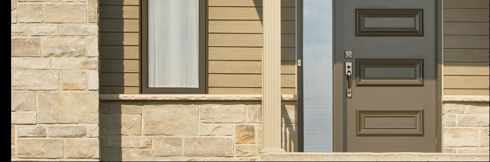 Portes et fenêtres solides et efficaces